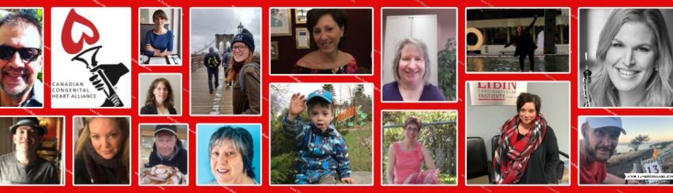 CCHA Faces of CHD in Canada