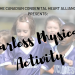 Fearless physical activity event